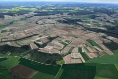 Photos aériennes de Bourgogne