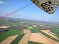 ULM Pendulaire - vue aérienne