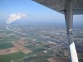 ULM - Vue aérienne de la Loire