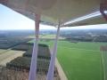 ULM - vue aérienne de bourgogne