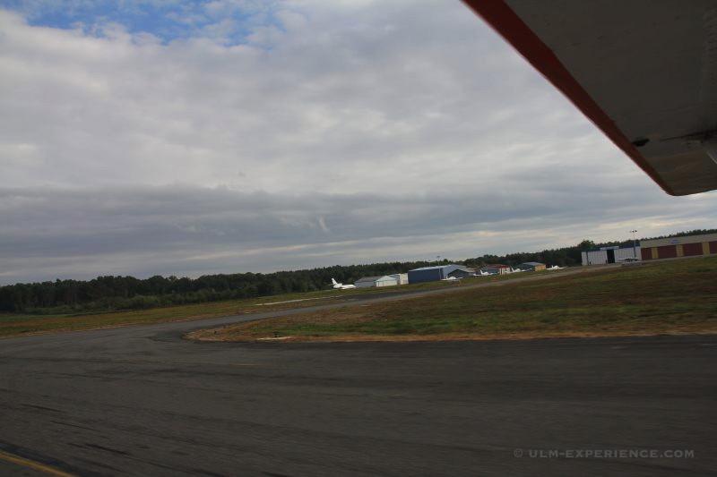 Aérodrome d'Auxerre