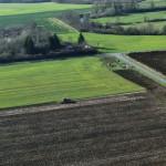 Labour – Chéu - Bourgogne - vue aérienne