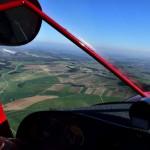 Saint-Bris-le-Vineux – Bourgogne - vue aérienne