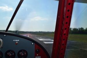 LFVE - Aérodrôme de Gray - Piste d'atterissage