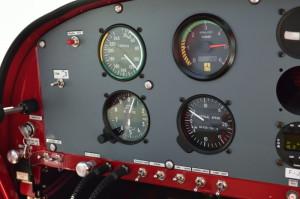 ULM - Tableau de bord - 5000 FT
