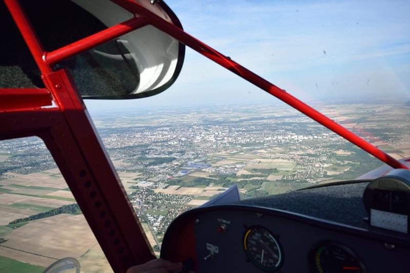 Troyes - vue aérienne