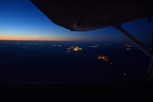 Vol de Nuit - Auxerre-Troyes - Nuit aéronautique