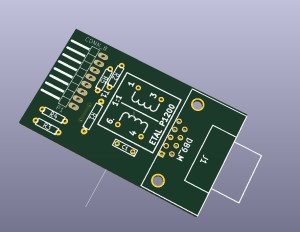 Module 3D ATR833 iPhone