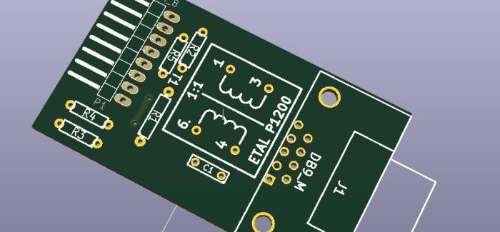 Interface ATR833 téléphone