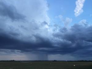 Pluie d'orage été 2015